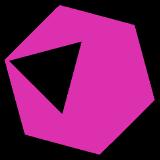 graphql-crystal logo