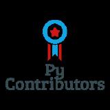 Py-Contributors logo