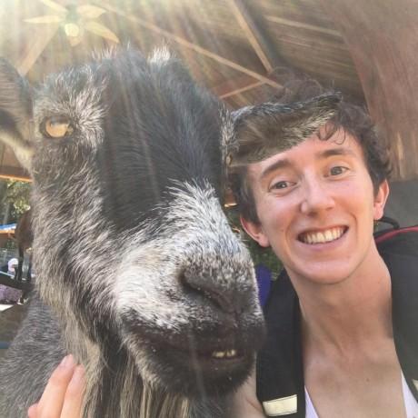 Photo of the wonderful Adam Marsh (@Adam2Marsh)
