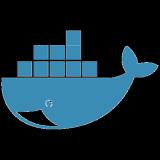 docker-library logo