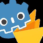GodotNuts logo