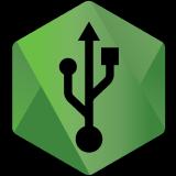 node-usb logo