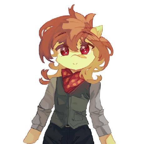 a pony oc
