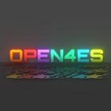 Open4Es logo