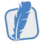 flatCore logo
