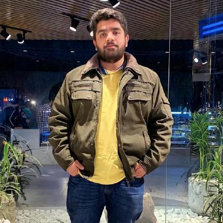 Khawaja Mustafa Shahid's avatar
