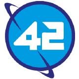 42BV logo